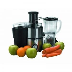 Lacor 69284 - Licuadora fruta+jarra batidora mini 400w