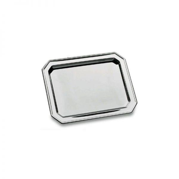 Lacor 65031 - Bandeja octogonal inox.18/10 31x24