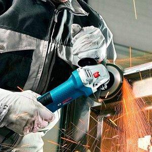 Amoladora Bosch GWS 7-115 720W trabajo