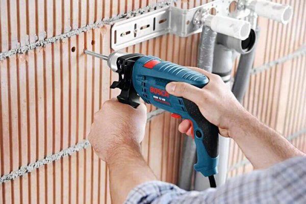 Bosch GSB 13 RE Professional comodidad