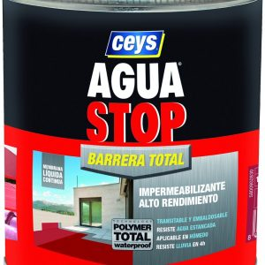 CEYS AGUA STOP BARRERA TOTAL ROJO Lata 4kgs