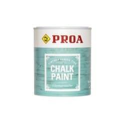 Chalk paint proa rosa old