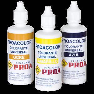 Colorante universal proacolor amarillo qs