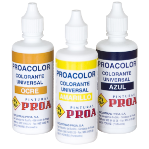 Colorante universal proacolor azul rs