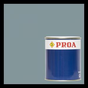 Esmalte poliuretano 2 componentes gris medio ral 7042 + componente b pur