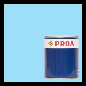 Esmalte poliuretano 2 componentes azul piscinas + componente b pur
