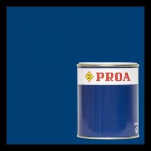Esmalte epoxi icoproa 2 componentes azul eléctrico ral 5010 + epoxi componente b