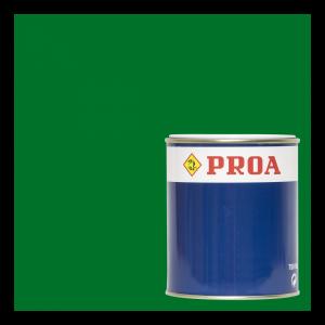 Esmalte epoxi icoproa 2 componentes verde prado ral 6001 + epoxi componente b