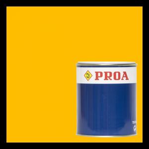 Esmalte epoxi icoproa 2 componentes amarillo ral 1023 + epoxi componente b