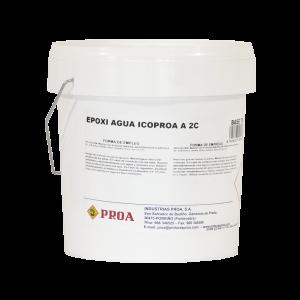 Epoxi agua icoproa ral 9010 + epoxi agua icoproa