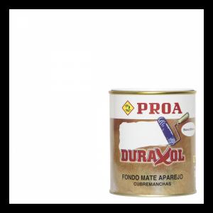 Duraxol cubremanchas spray blanco