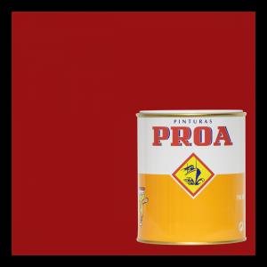 Imprimación mate carpintería metálica rojo oxido
