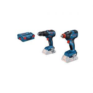 BOSCH Kit GSB 18V-55 + GDX 18V-200C