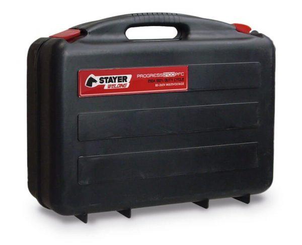 maletin Soldadura por Electrodo Welding Progress 2100 PFC de Stayer