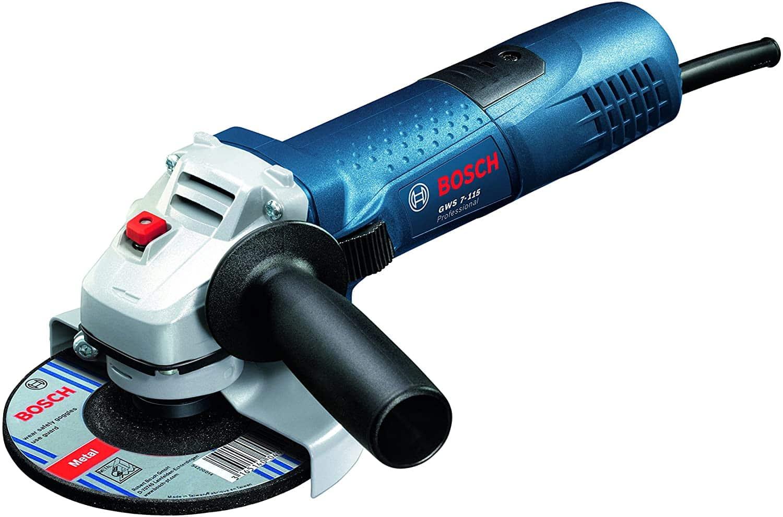 Bosch Amoladora angular GWS 7 115 Professional