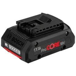 Batería Bosch ProCORE18V 4.0Ah Professional