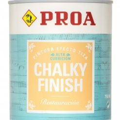 Chalky finish alta cubricion Proa