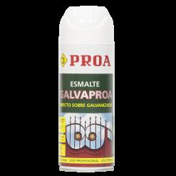 Spray galvaproa directo sobre galvanizado