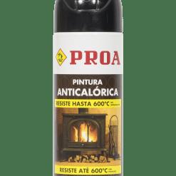 Spray proasol anticalórico negro