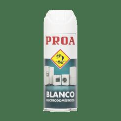 Spray proasol blanco electrodomésticos
