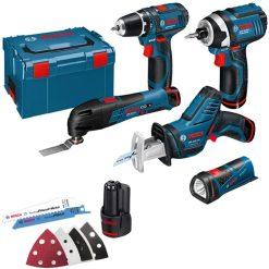 Bosch Kit 12V-5herramientas