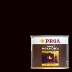 Esmalte silicona anticalórico negro