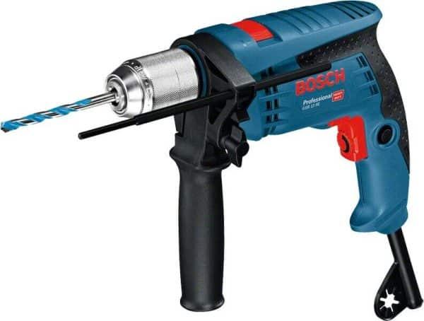 Taladro percutor Bosch GSB 13 RE Professional - (600 W, 240 V)