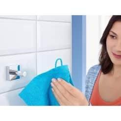 Gancho para toallas de baño tesa® Hukk autoadhesivo
