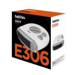 Termoventilador HABITEX E306 2000 W 01