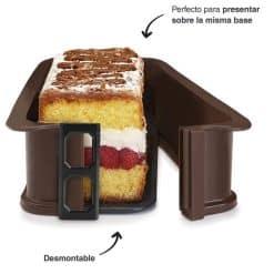 Molde Desmontable Cake  26x10x7cm - Lacor