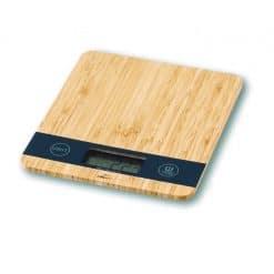 Bascula con Base de Bambu 5kg - Lacor