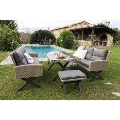 Conjunto Jardin Caledonia piscina