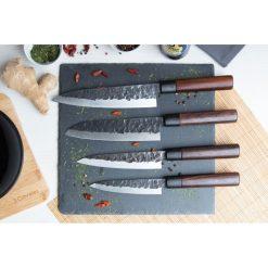 cuchillo verduras osaka pizarra
