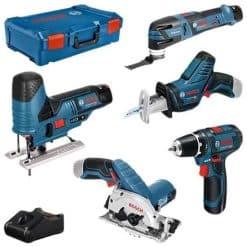 5 toolkit bosch 12V