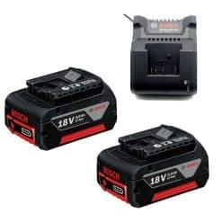 baterias GBA 3Ah bosch