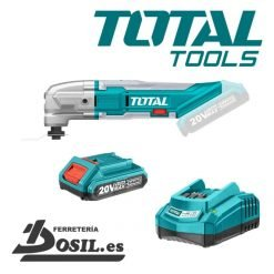 Multiherramienta Total Batería 20V - P20S