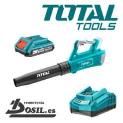 Soplador Bateria 20V Total - P20S
