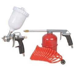 Kit de accesorios de aire comprimido