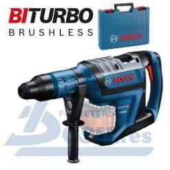 Martillo Biturbo GBH 18V-45 C Bosch
