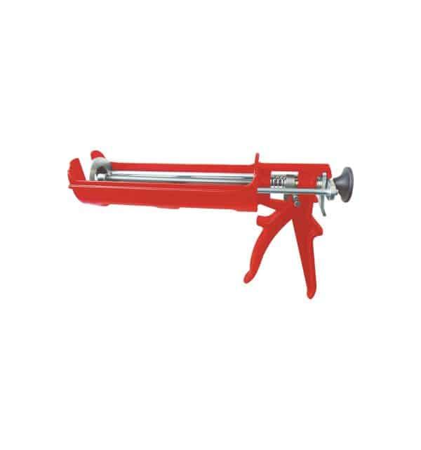 pistola taco quimico