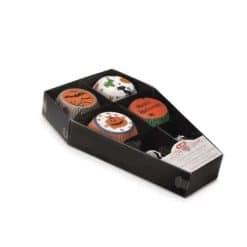 Haloween Cápsula cupcake y banderitas de ibili
